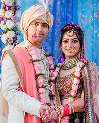 Ankita and Pratik